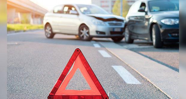 Con pandemia, hasta 35% bajan accidentes viales en la ciudad Puebla en 2 años