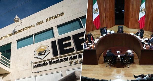 Consejeros del IEE rechazan que Tepjf les haya corregido la plana de pluris