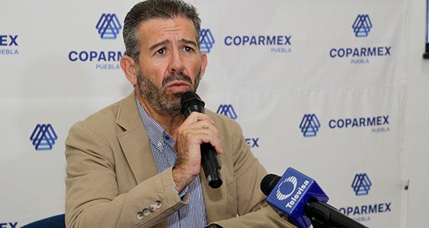 Coparmex urge reactivar programa de verificación vehicular en Puebla