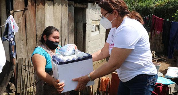 """DIF apoya a damnificados por huracán """"Grace"""""""