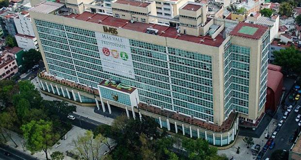 Edificio central del IMSS en CDMX cumple 71 años en servicio