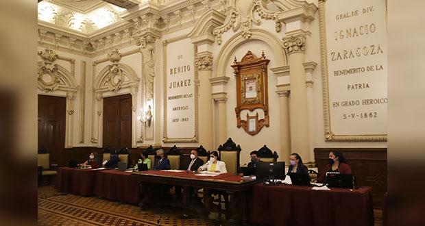 En un mes, 8 regidores faltan a comisiones y Cabildo de Puebla