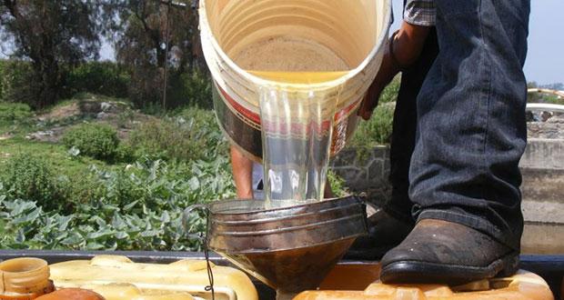 En un mes, se recuperan más de 267 mil litros de combustible en país