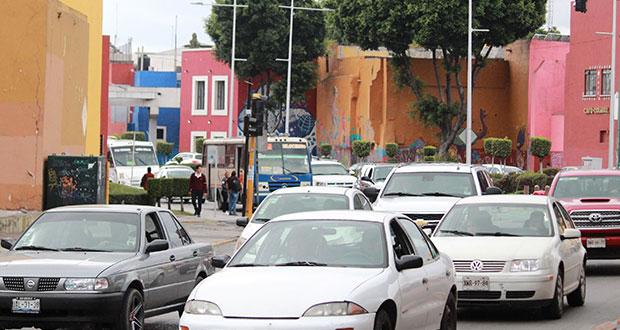Hasta 20 de diciembre, condonación de tarjeta de circulación en Puebla