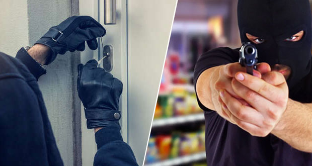 Hasta agosto, robos a negocios en Puebla suben 15%, contra casas repuntan 28%