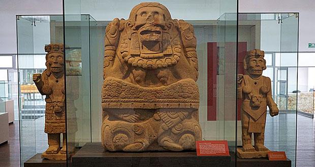 INAH se compromete a reintegrar piezas patrimonio de la nación a museos en Tehuacán
