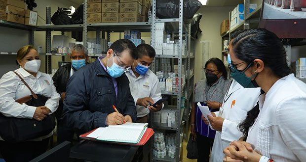 Issste destina 8 mil millones de pesos para comprar medicamentos