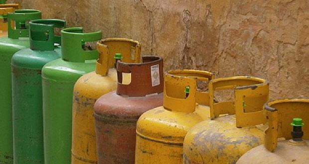 Kilo de gas LP en Puebla sube 59 centavos; tanque de 20, a 458 pesos