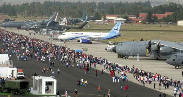 AEM impulsará industria aeroespacial de México en esta feria