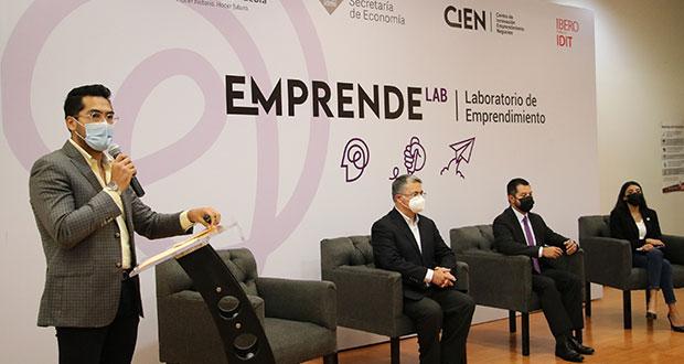 Lanzan laboratorio para impulsar proyectos en etapa temprana en Puebla