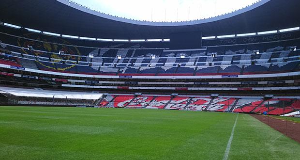 México, sin público por primera vez jugará en una eliminatoria