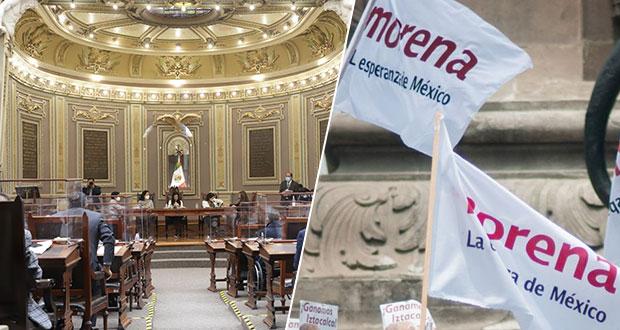 Morena, con 13 comisiones en Congreso; tiene claves para aborto y egresos