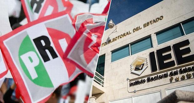 """PRI denunciará a personal del IEE por """"alterar"""" actas en Zacapoaxtla"""