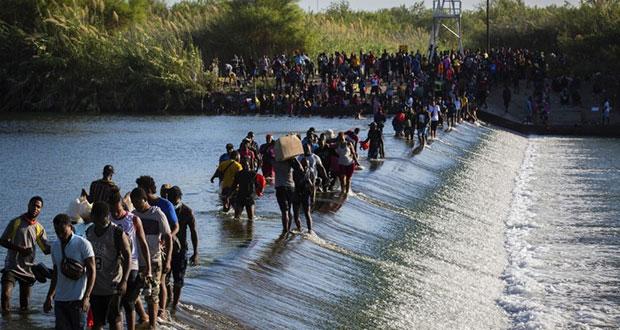 Plantean consulados y repatriaciones para atender a haitianos en México