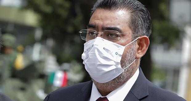 Poder en Puebla debe usarse para servir: Sergio Céspedes