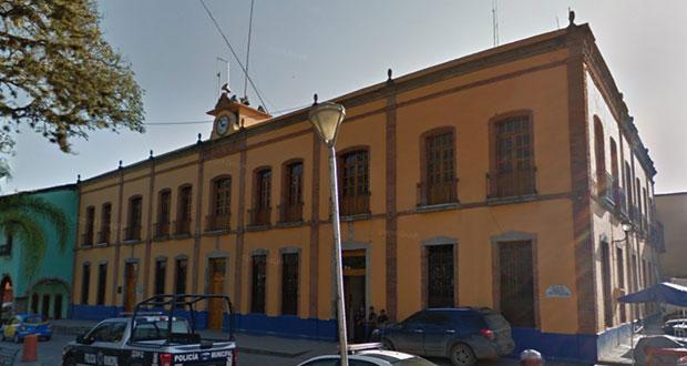 Por afectar predio, Comuna de Pahuatlán debe reparar daños