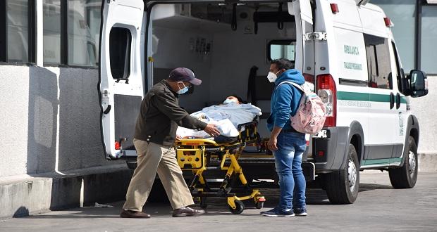 Puebla, con 390 nuevos casos de Covid en un día: SS federal