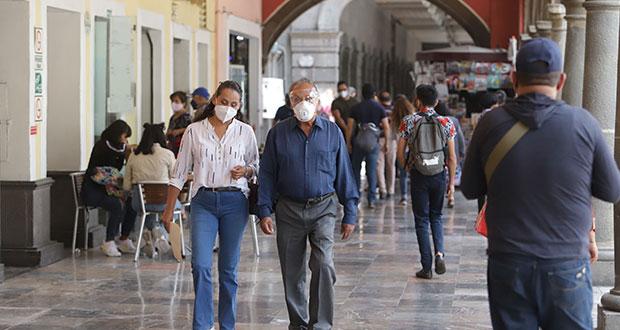 Puebla es semáforo amarillo: semáforo epidemiológico
