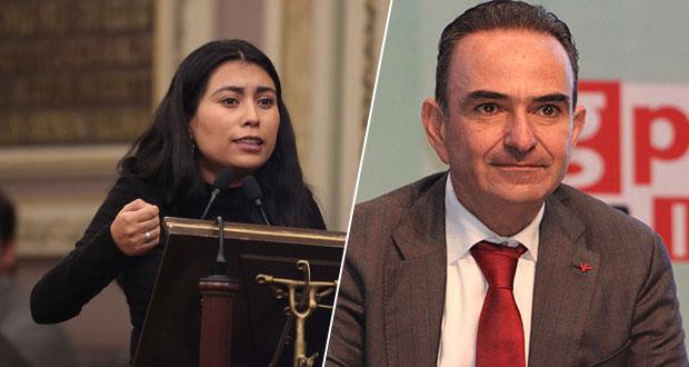Relación con Eduardo Rivera será de diálogo, afirman diputados de Morena y PRI