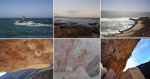 Santuario de ballenas y pinturas rupestres, patrimonios de BCS