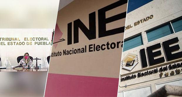 TEEP pide a INE remover a consejeros de IEE por error en Zacapoaxtla