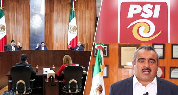 Tepjf deja firme multa de 327 mil pesos a PSI
