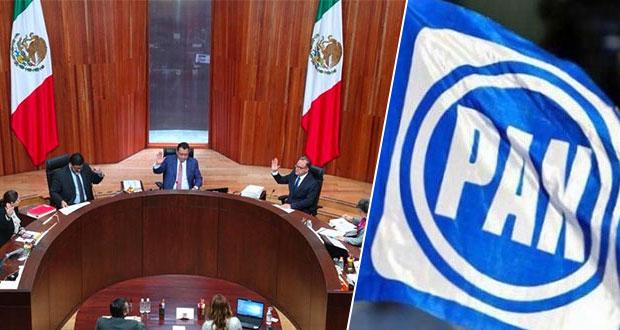 Tepjf turna al PAN quejas contra Comisión Electoral en Puebla