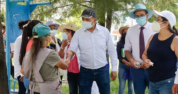 Tlatehui visita Concepción Guadalupe y ofrece gobierno cercano