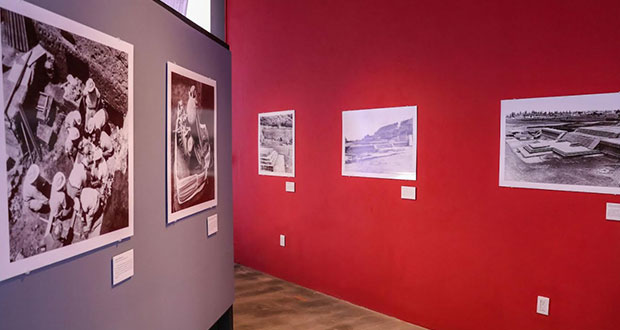 Ven a la exposición fotográfica de zona arqueológica de Cholula