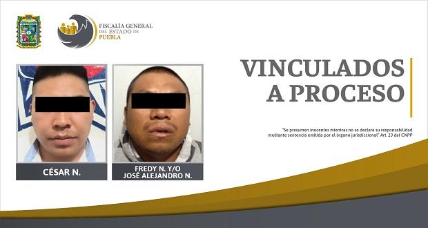 Vinculan a 2 sujetos por asesinar en Puebla a exedil de Oaxaca
