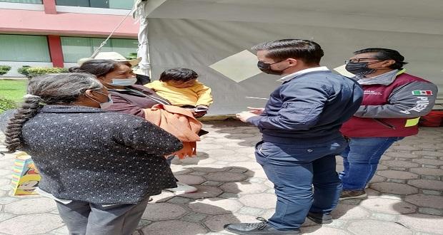 IPAM retoma jornadas informativas para migrantes en Texmelucan