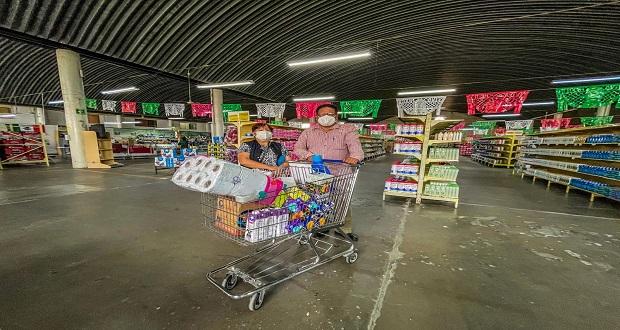 Tienda IMSS-Stnss cumple 45 años de servicio en Puebla