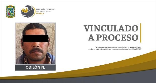 Sujeto va a prisión por violar a niña de 13 años en Cuyoaco