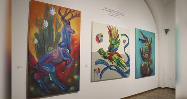 """Checa la exposición """"Psicodelia Animal"""" en San Pedro Museo de Arte"""