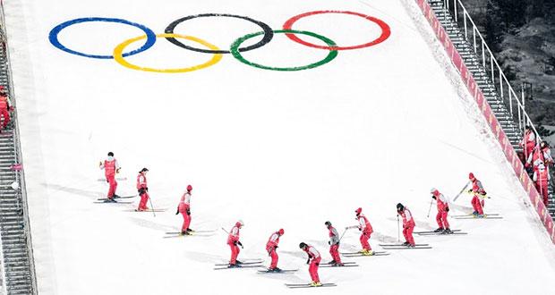 Comité Olímpico no intervendrá en temas de DH en China