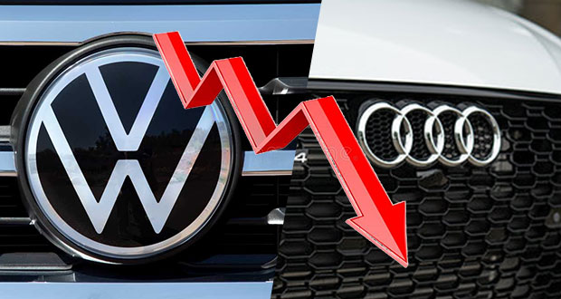 En septiembre, producción de WV y Audi de México baja 32%: Inegi