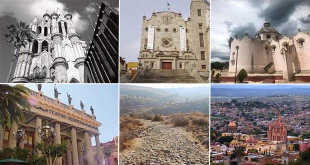 Estos son patrimonios culturales en Guanajuato ¿Ya los conoces?