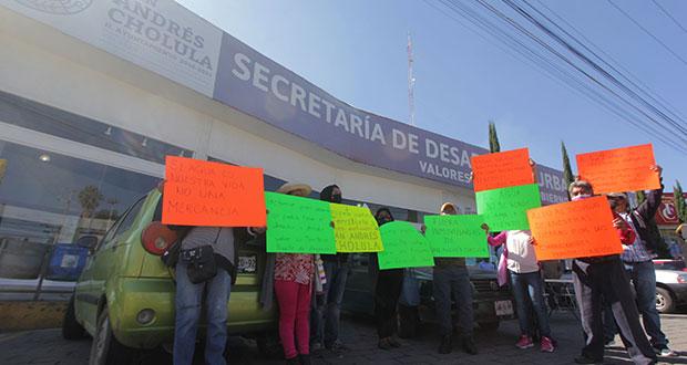 Exigen a Tlatehui cumplir con consulta indígena en San Andrés