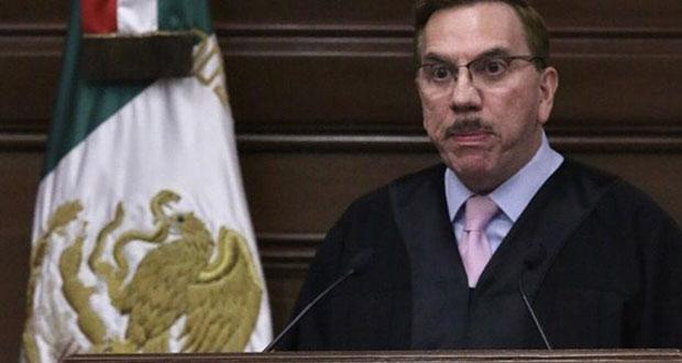 Ministro de la SCJN, detenido en Torreón por conducir ebrio; lo niega