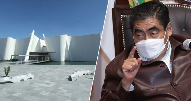 Museo del Barroco tendrá otro enfoque; mantendrá su nombre: Barbosa
