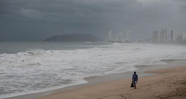 """Pamela"" baja a depresión tropical; desactivan zonas de alerta"