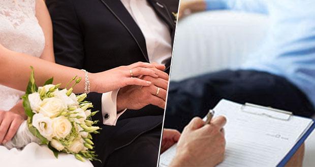 Proponen aplicar pruebas psicológicas como requisito para casarse en Puebla