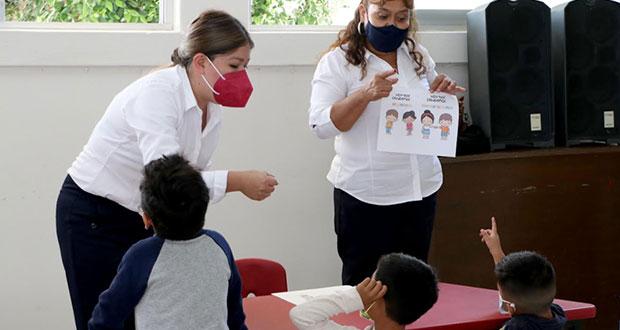 SEP de Puebla coordinará proyecto de la Unesco sobre acoso escolar