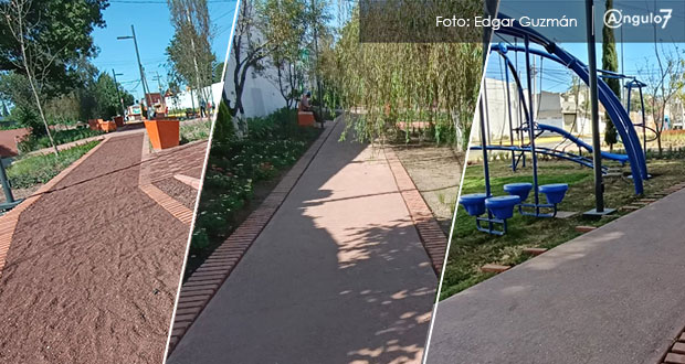 Sin fecha para inaugurar parque en México 83; se dio buen uso a terreno: vecinos