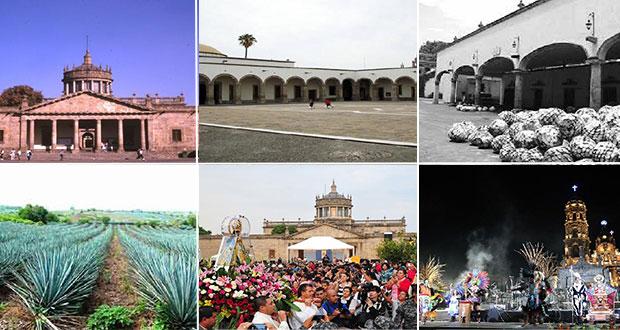 Te esperan en Jalisco el Hospicio Cabañas, paisaje de agave y la Romería