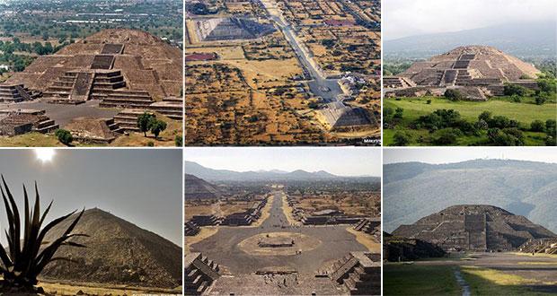Teotihuacán, ciudad prehispánica y patrimonio cultural de Edomex