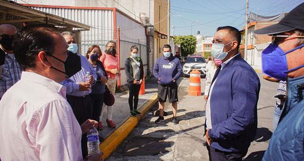 Tlatehui concluye recorridos de agradecimiento en San Andrés